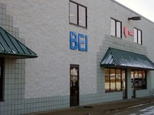 BEI Exterior Maintenance Office